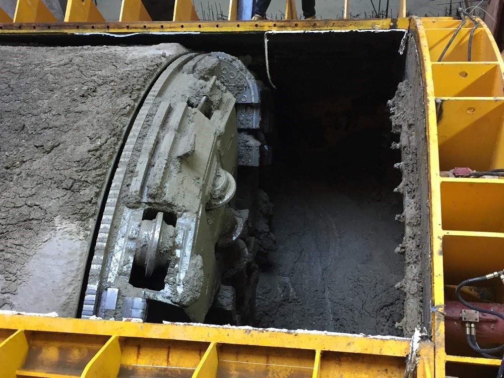 隧道支撑台车